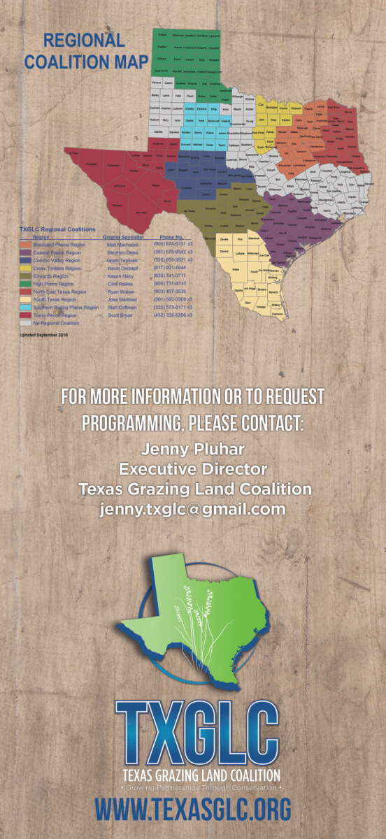 Map Of Texas Please.Resources Texas Grazing Land Coalition Is A 501 C 3 Non Profit